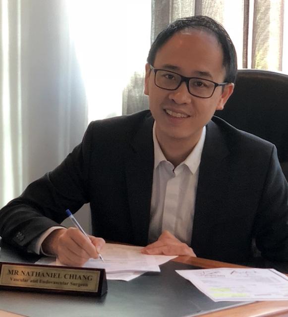 Mr. Nathaniel Chiang